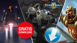 Top-Teaser Strategie © Stormregion, Steve Hawkins, Microsoft, Blizzard