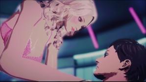 Actionspiel Killer is Dead: Scarlett ©Namco Bandai