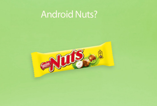 Android Nuts © COMPUTER BILD/Nestlé
