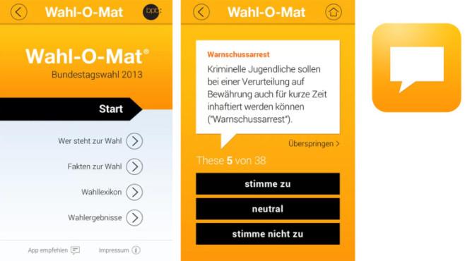 Wahl-O-Mat ©bpb
