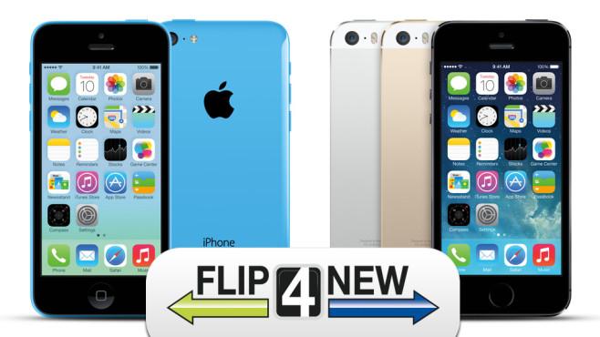 Flip4New-Logo ©Apple, Flip4New