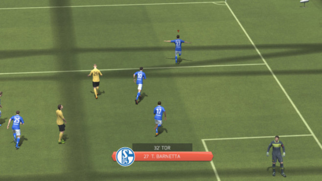 Fifa 14: Jubel Flieger © Electronic Arts