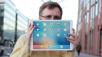 iPad Pro im Test: Das iPad Pro ist riesig. Hinter dem 12,9-Zoll-Display kann man sich glatt verstecken. ©COMPUTER BILD