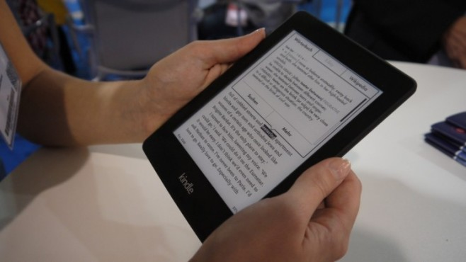 Amazon Kindle Paperwhite © COMPUTER BILD