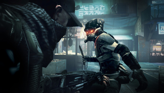 Killzone – Mercenary © Sony