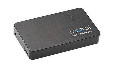 CnMemory 2.5 Mistral USB 3.0 1.5TB ©CnMemory