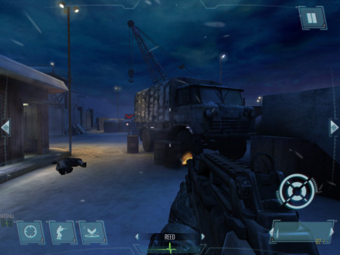 Call of Duty – Strike Team: Screenshots © Activision
