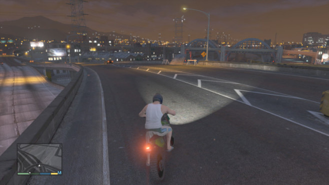 Actionspiel GTA 5: Monsterstunt 10 © Rockstar Games