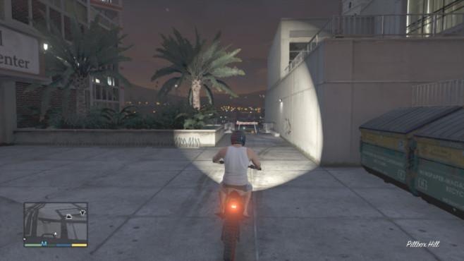 Actionspiel GTA 5: Monsterstunt 12 © Rockstar Games