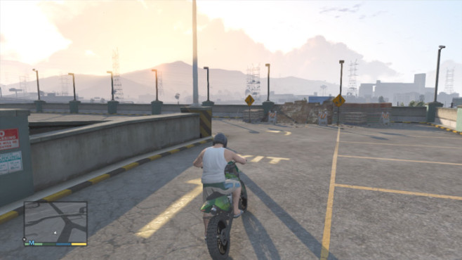 Actionspiel GTA 5: Monsterstunt 13 © Rockstar Games