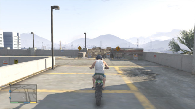 Actionspiel GTA 5: Monsterstunt 14 © Rockstar Games