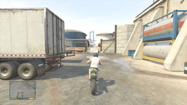 Actionspiel GTA 5: Monsterstunt 15 © Rockstar Games