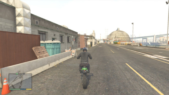 Actionspiel GTA 5: Monsterstunt 17 © Rockstar Games