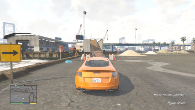 Actionspiel GTA 5: Monsterstunt 19 © Rockstar Games