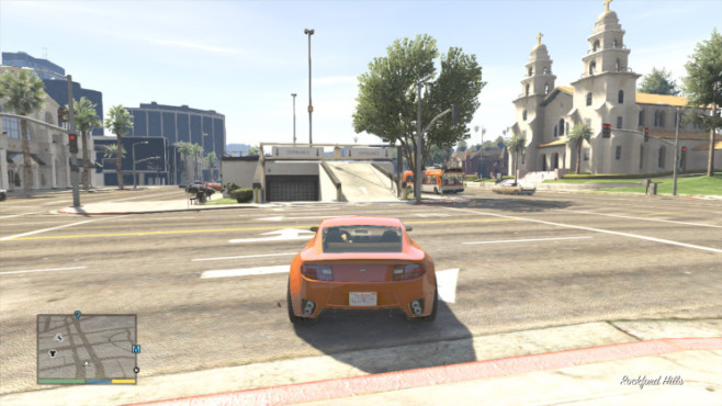 Actionspiel GTA 5: Monsterstunt 6 © Rockstar Games
