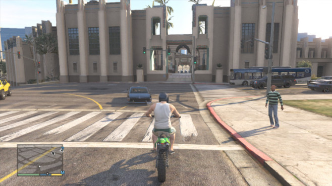 Actionspiel GTA 5: Monsterstunt 7 © Rockstar Games