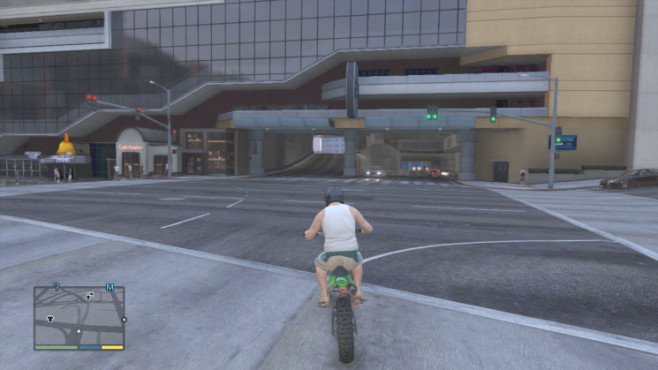 Actionspiel GTA 5: Monsterstunt 8 © Rockstar Games
