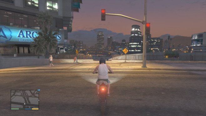 Actionspiel GTA 5: Monsterstunt 9 © Rockstar Games