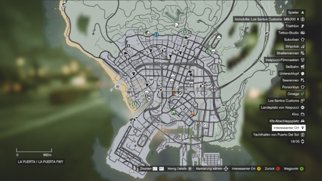 GTA 5: Monster-Stunt © Rockstar Games