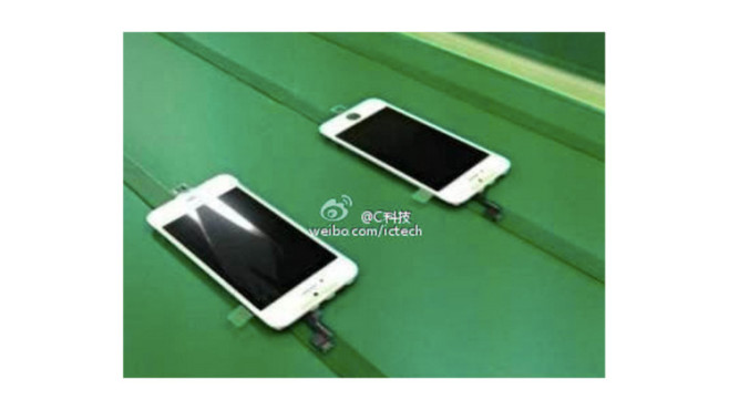 iPhone 5S Display © ictech