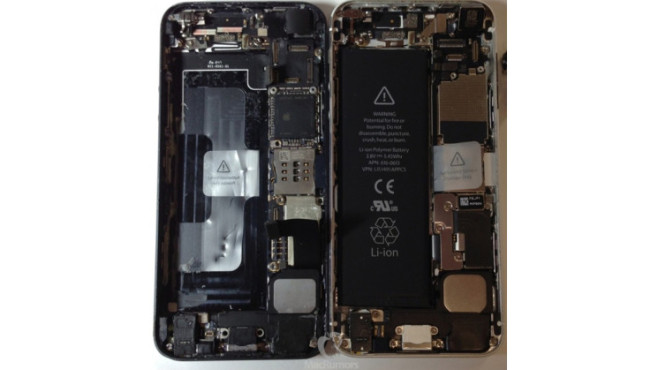 iPhone 5S von innen © MacRumors