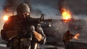 Actionspiel Battlefield 4: Explosion ©Electronic Arts