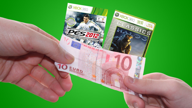 Alte XBox-Spiele verkaufen ©galam - Fotolia.com