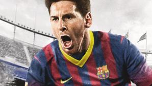 Fu�ballspiel Fifa 14: Mund ©Electronic Arts