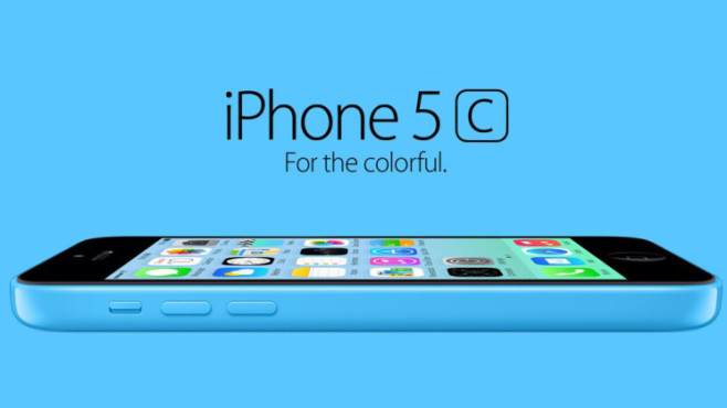 Apple iPhone 5C © Apple