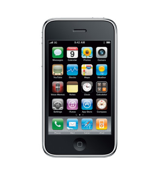 Apple iPhone 3GS © Apple