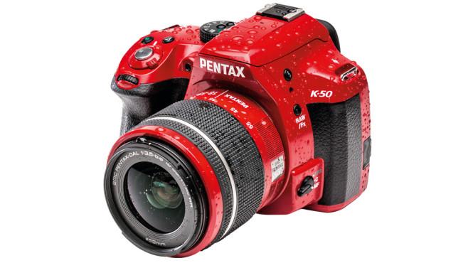 Pentax K-50 ©Pentax
