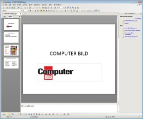 Kingsoft Presentation Free 2012