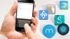 SwiftKey, Swype & Co.: Tastatur-Alternativen f�r Android ©Yuji Sakai/gettyimages, Fleksy, Nuance Communications, Whirlscape, SwiftKey, MyScript, NextApp,