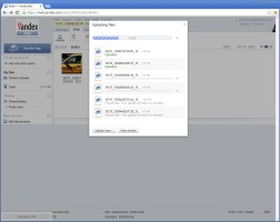 Screenshot 3 - Yandex Disk