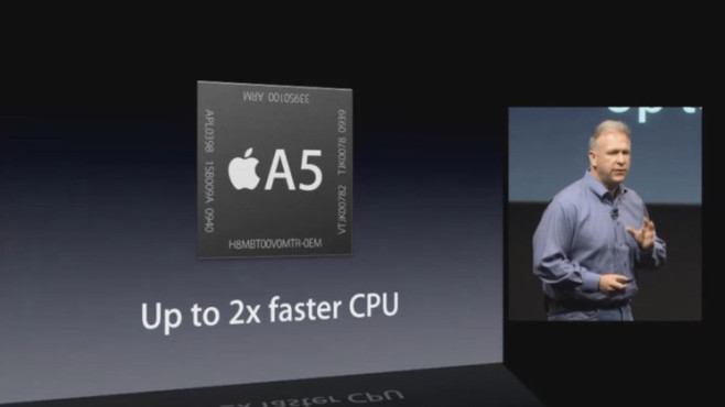 Apple A5 Chip © Apple