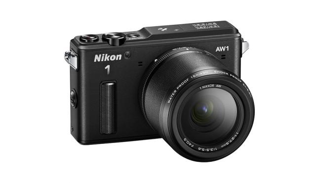 Nikon 1 AW1 ©Nikon