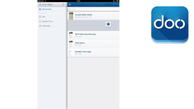 Doo – Dokumenten- & Scanner-App ©doo GmbH