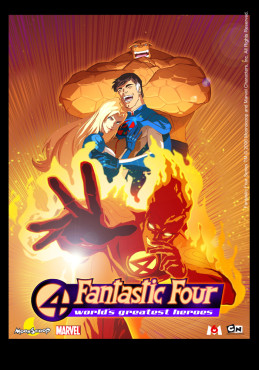 Fantastic Four © Watchever