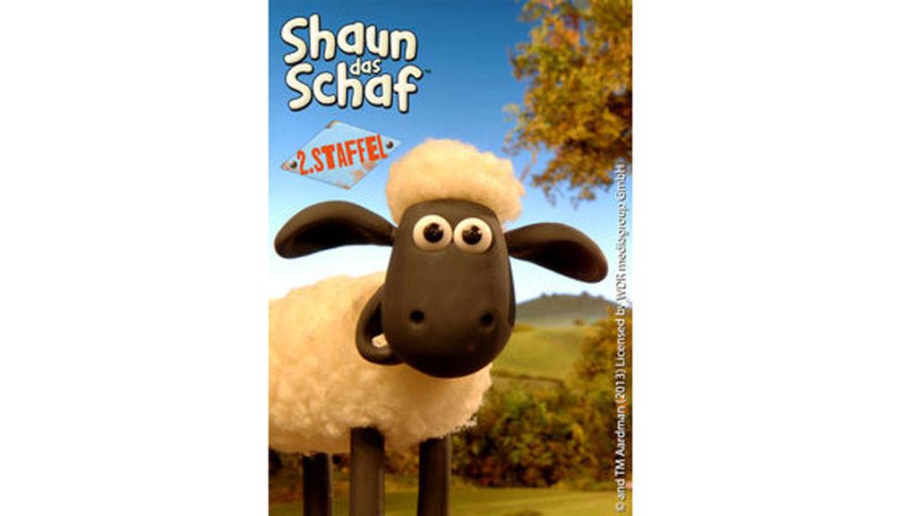 Shaun ist ein junges und unerfahrenes schaf seine neugierde führt