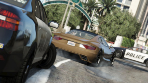 GTA 5: Autos © Rockstar Games