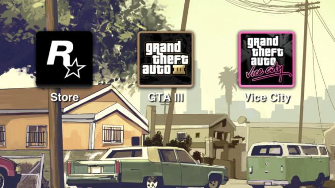 Anwendung GTA 5 – iFruit: Apps ©Rockstar Games