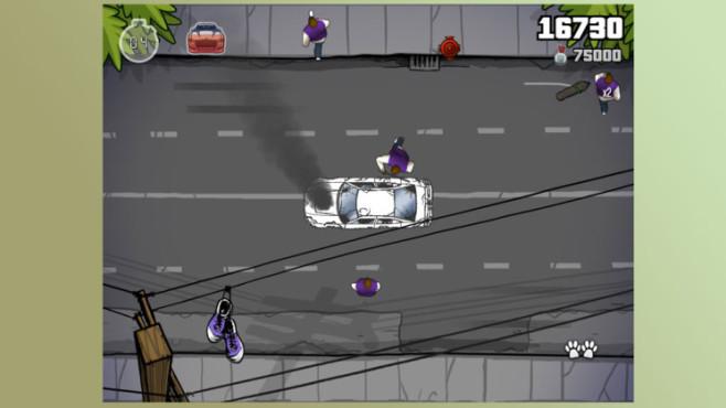Anwendung GTA 5 – iFruit: Auto ©Rockstar Games