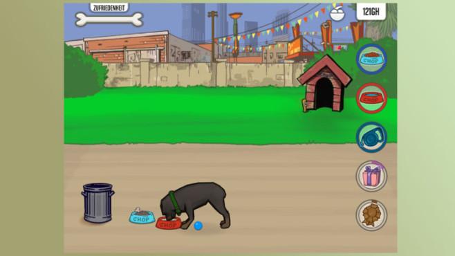 Anwendung GTA 5 – iFruit: Futter ©Rockstar Games