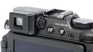 Elektronischer Sucher der P7800©COMPUTER BILD