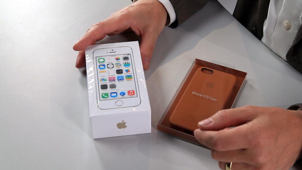 Apple iPhone 5S im Unboxing - COMPUTER BILD