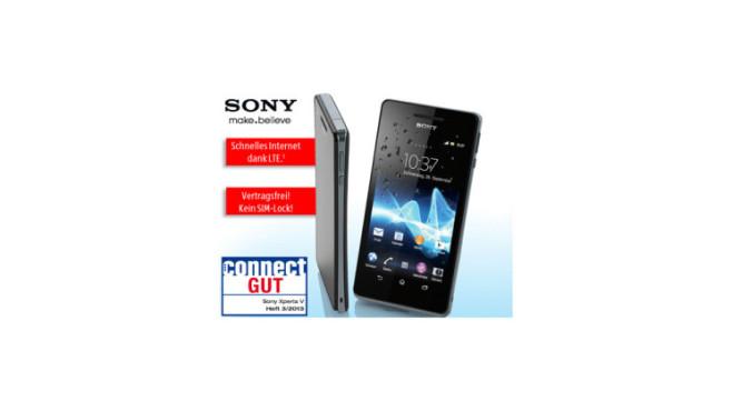 Sony Xperia V ©Aldi-Süd