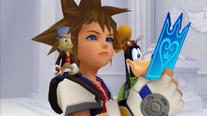 Rollenspiel Kingdom Hearts HD 1.5 Remix: Goofy © Square Enix