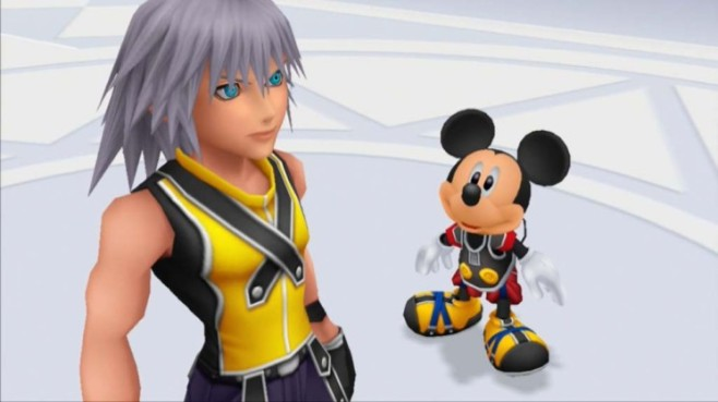 Rollenspiel Kingdom Hearts HD 1.5 Remix: Micky © Square Enix