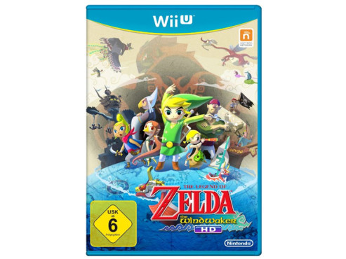 The Legend of Zelda – The Wind Waker HD © Nintendo