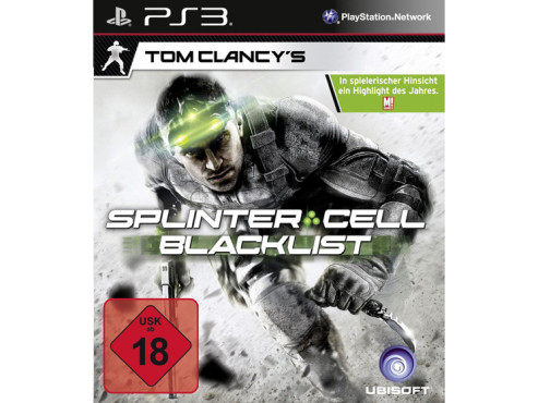 Tom Clancy's Splinter Cell – Blacklist © Ubisoft